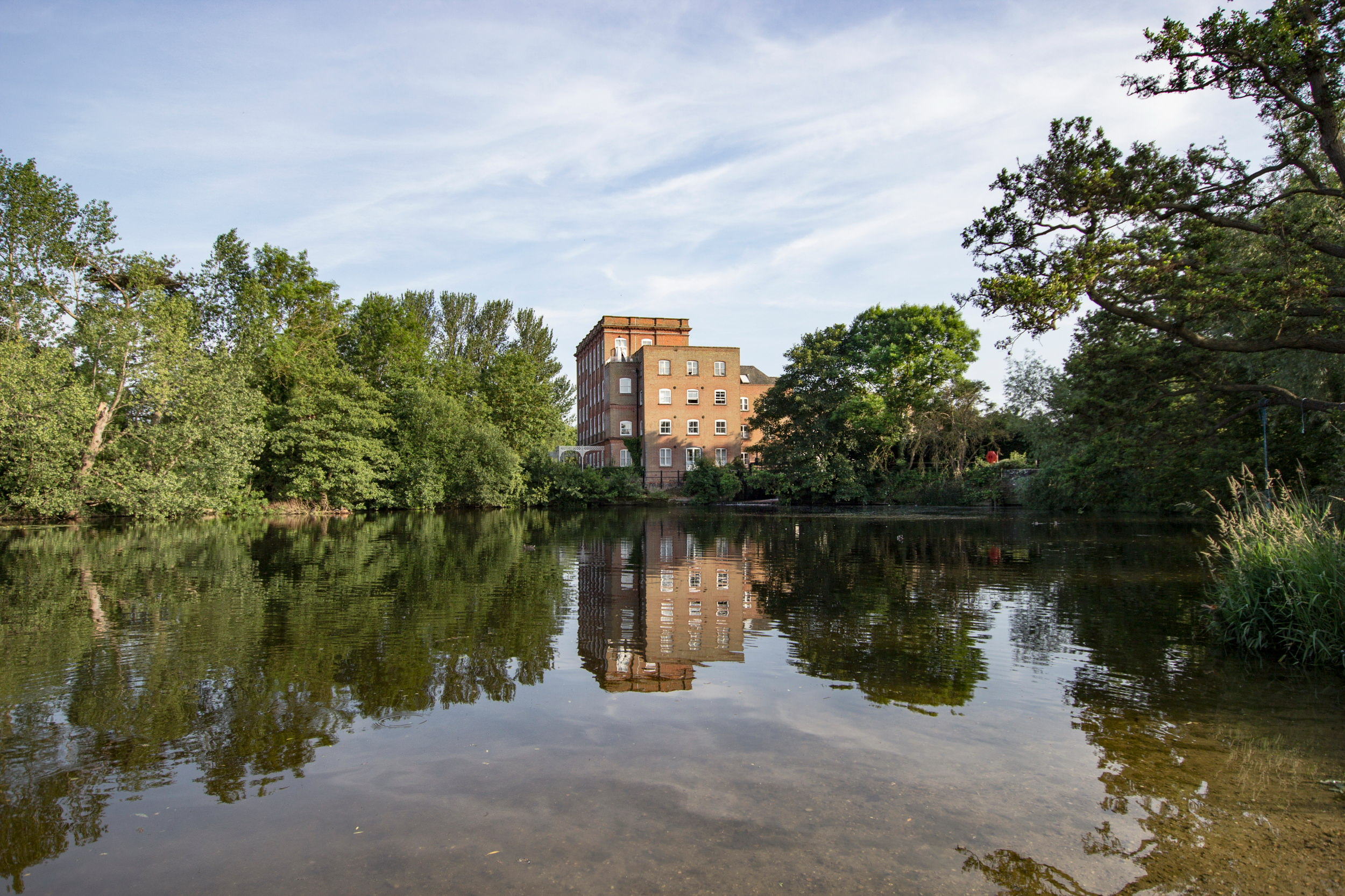 The Mill house on the Stour