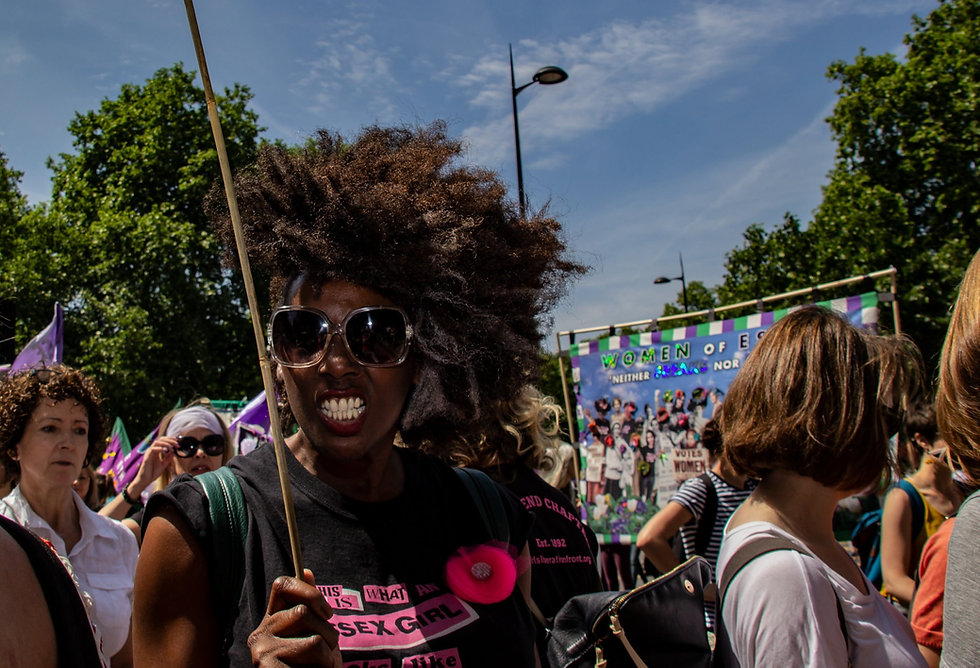 Womens Day - London - Simon Fowler