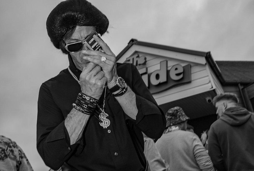 Elvis festival - Porthcawl - Wales - Simon Fowler