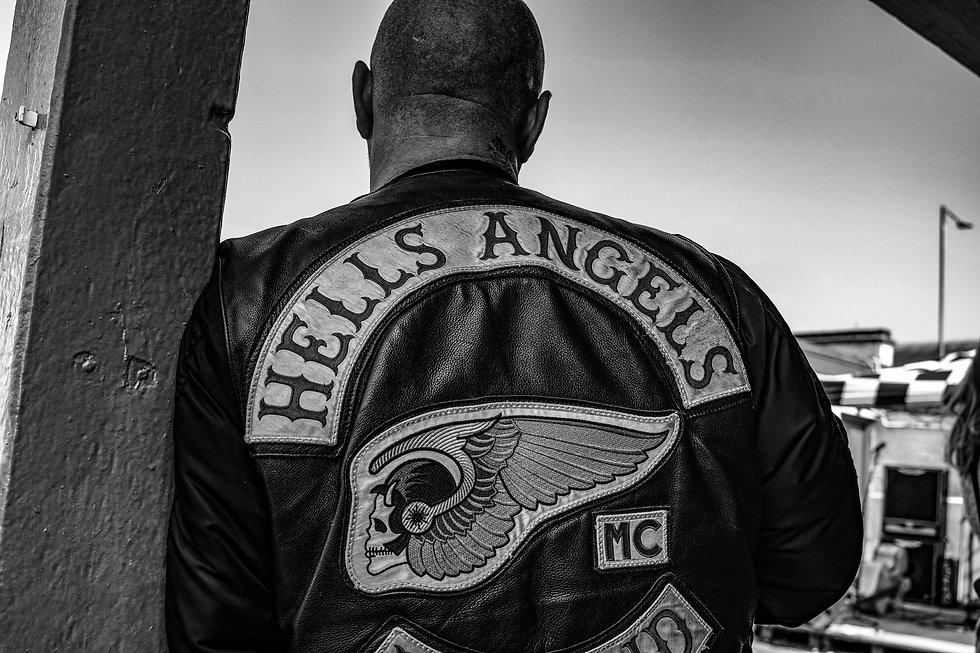 Hells Angel -  Southend-on-Sea