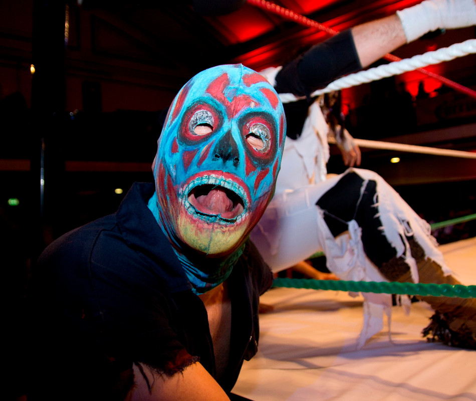 simon fowler photography_Lucha Libre Mexican Wrestling