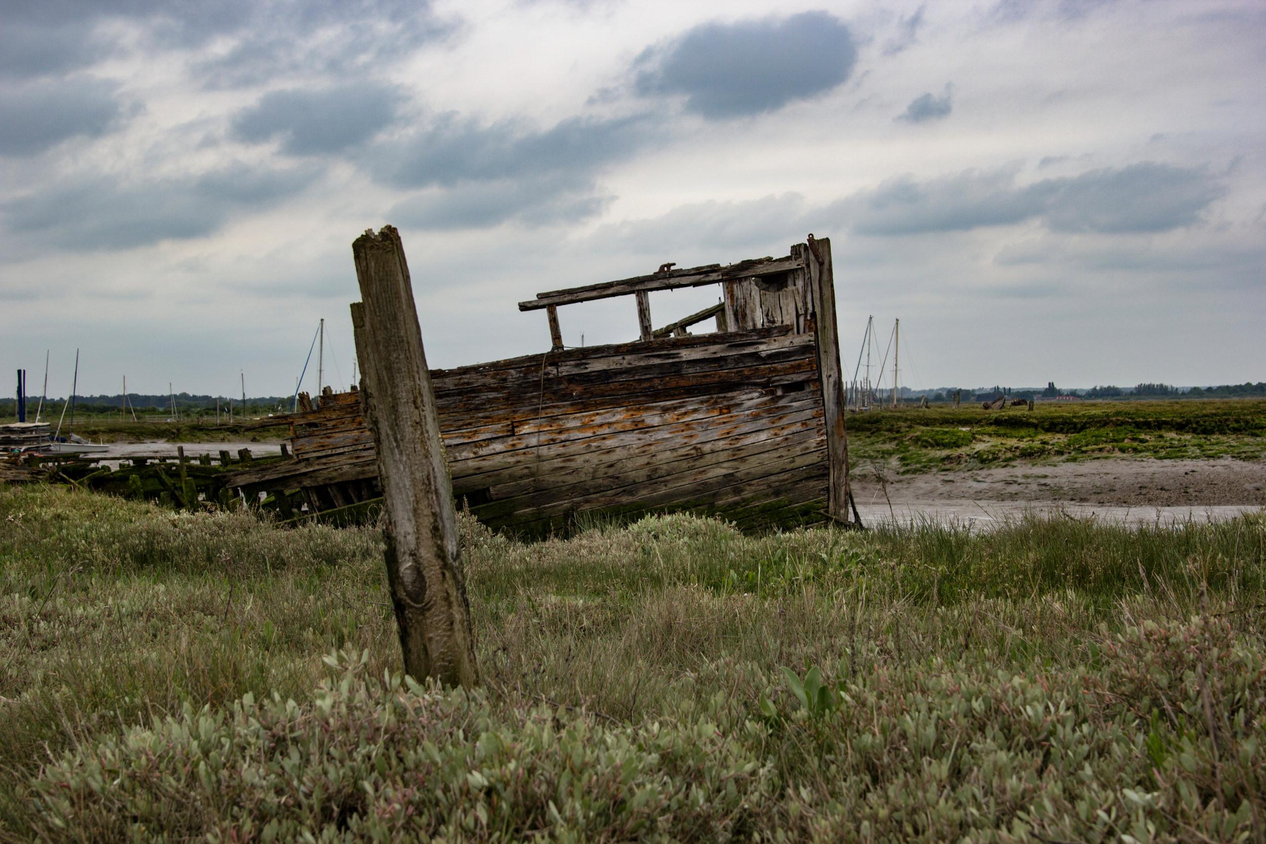 Tollesbury wrecks - 03