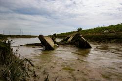 Tollesbury wrecks - 04