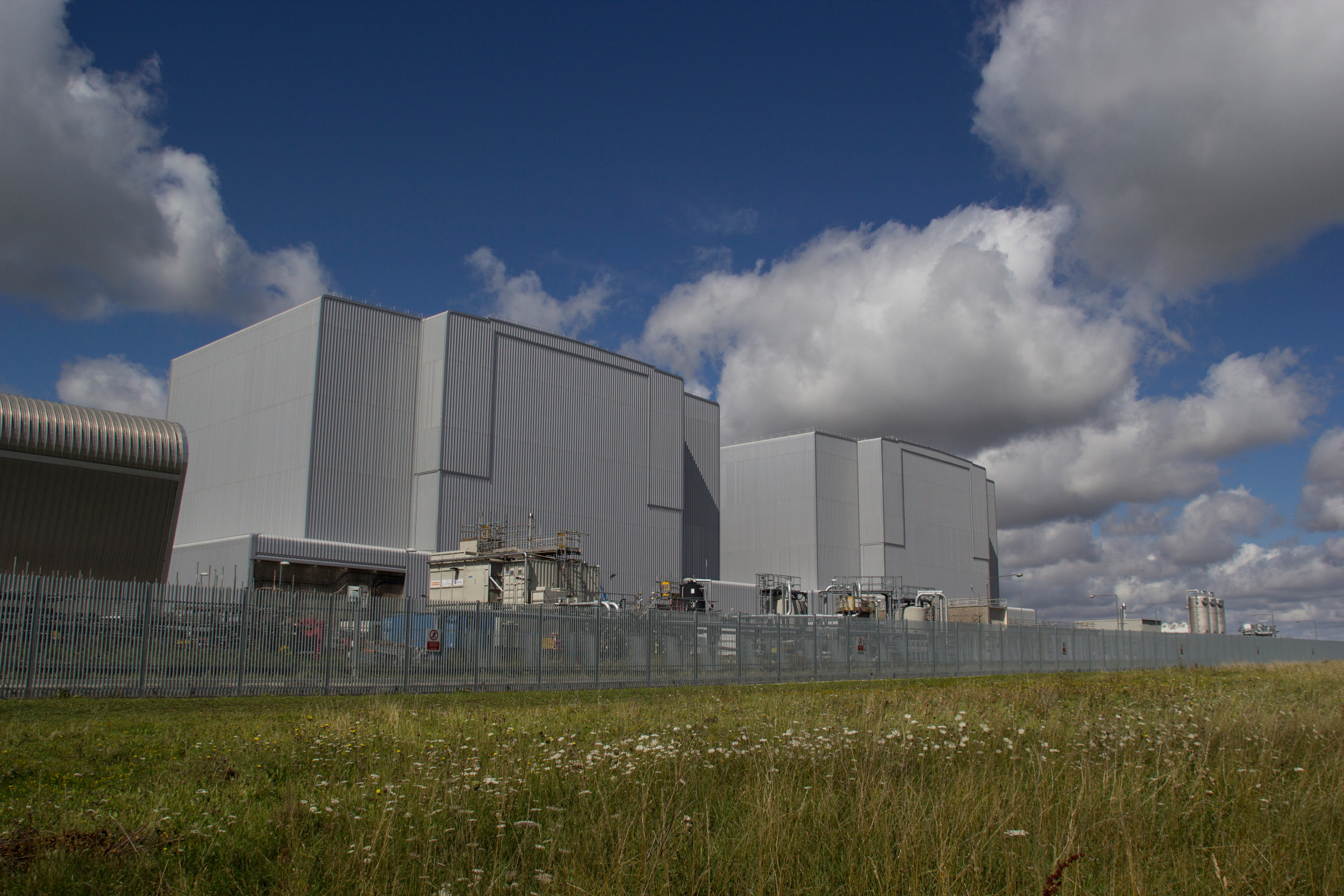 Bradwell Power Station