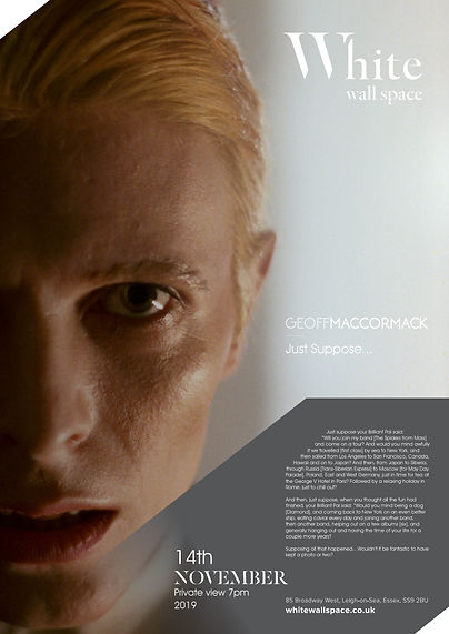 GEOFF MACCORMACK - COLLECTION - 14th Nov