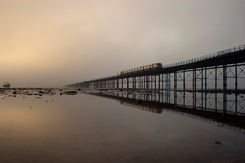 Southend Pier - Southend-on-Sea - Estuary
