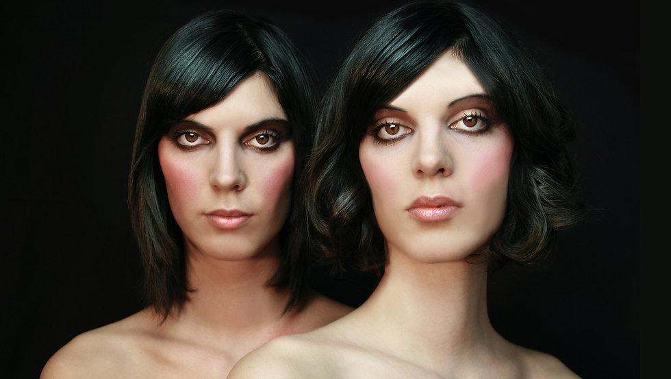 The twins - Southend-on-Sea Essex