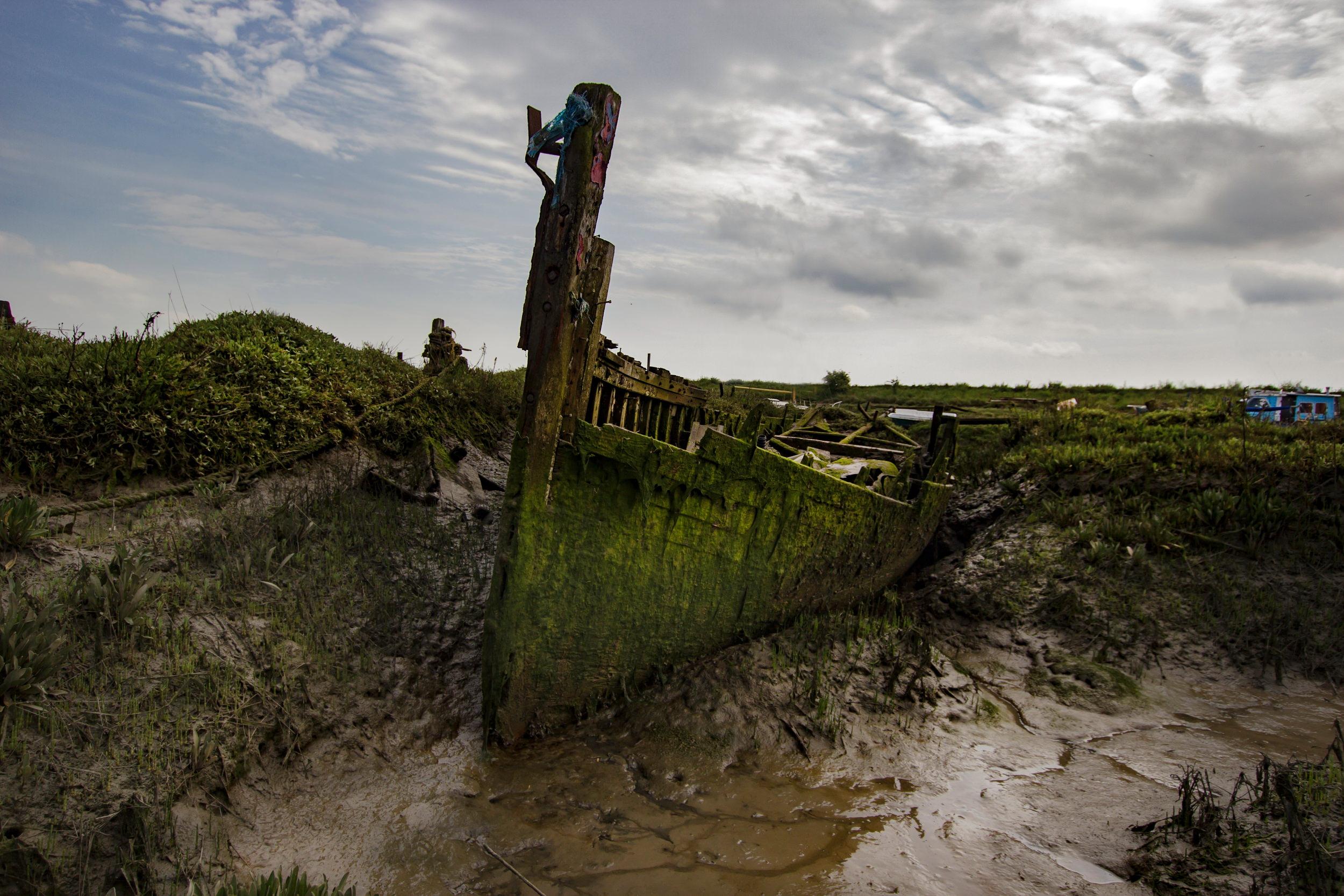 Tollesbury wrecks - 05