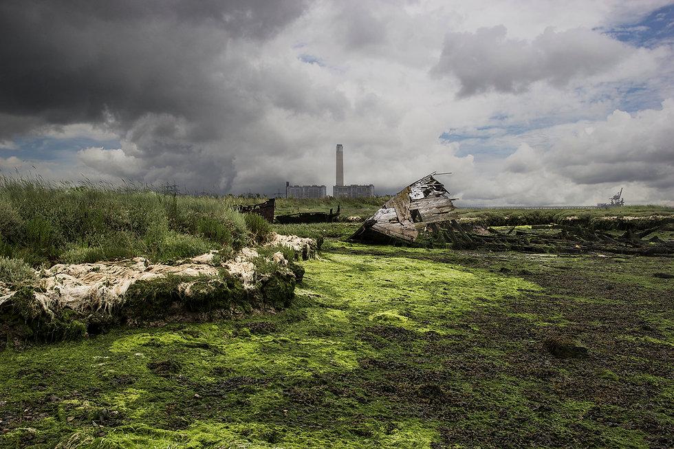 Kingsnorth power station - Hoo Peninsula - Kent - Simon Fowler
