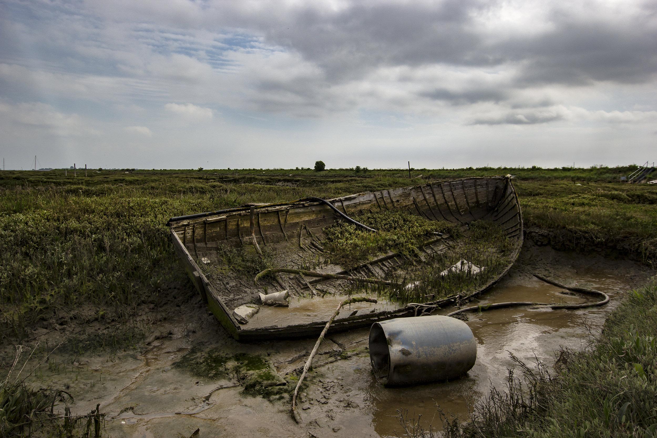 Tollesbury wrecks - 01
