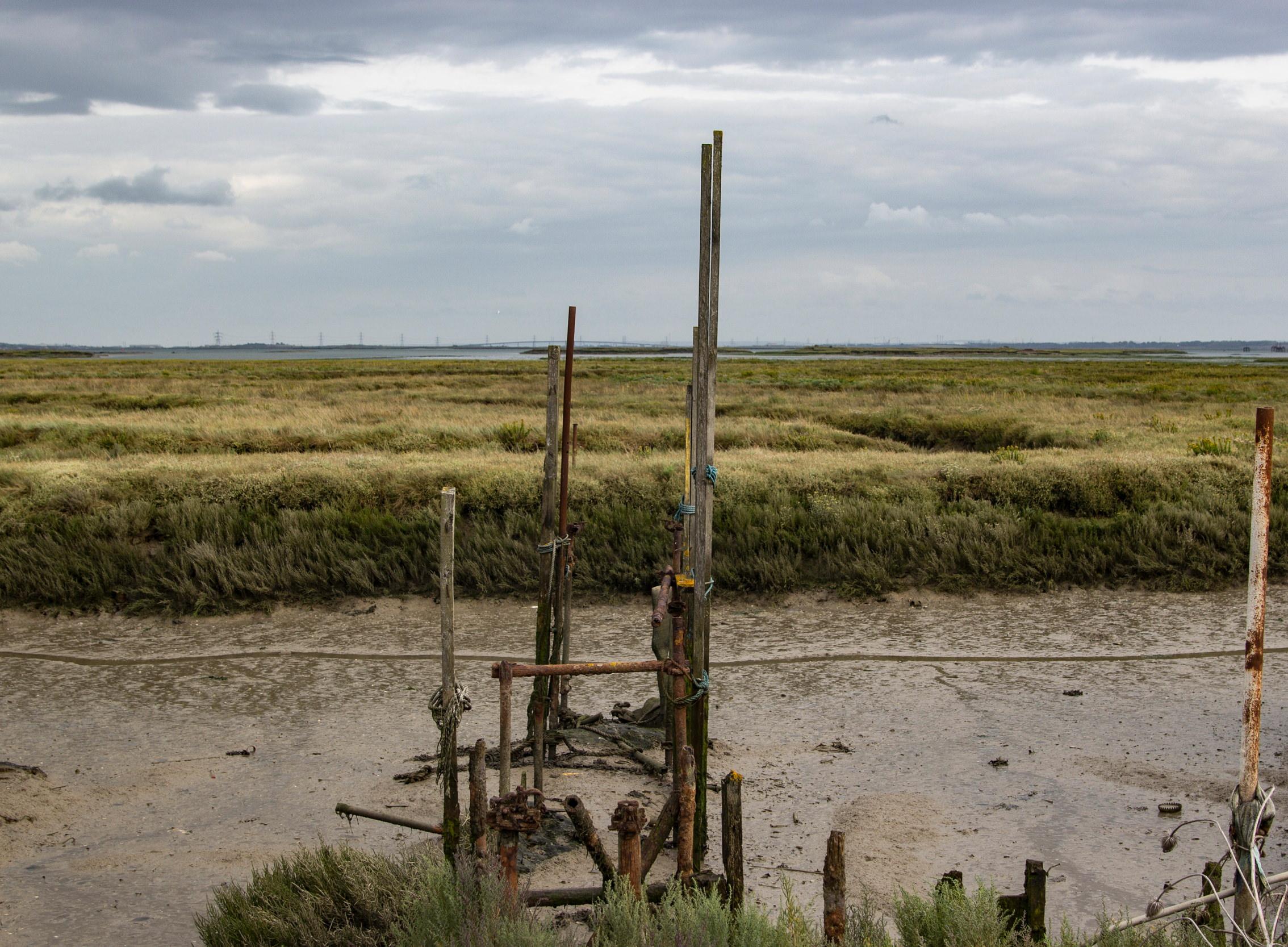 HOO peninsula - Kingsnorth