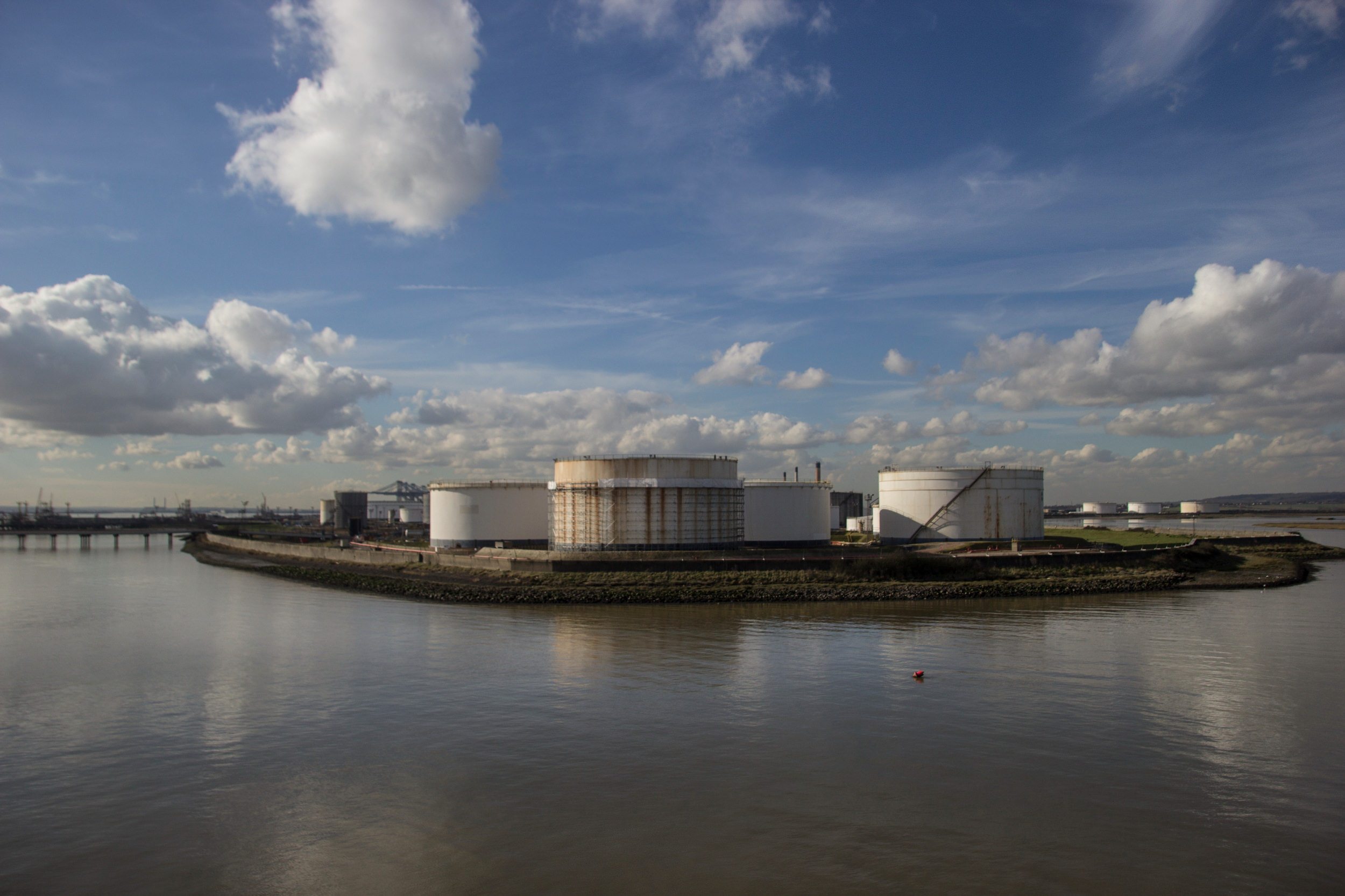 Coryton Refinery - Canvey
