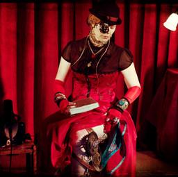 Marian van der Zon steampunk