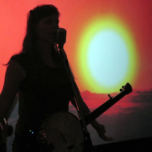 Shadow Marian van der Zon