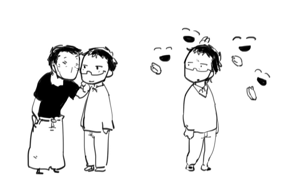 卓郎と卓生