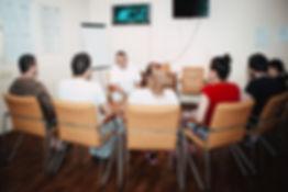 Процесс реабилитации в наркологическойбольнице ННЦН (институт наркологии), Москва