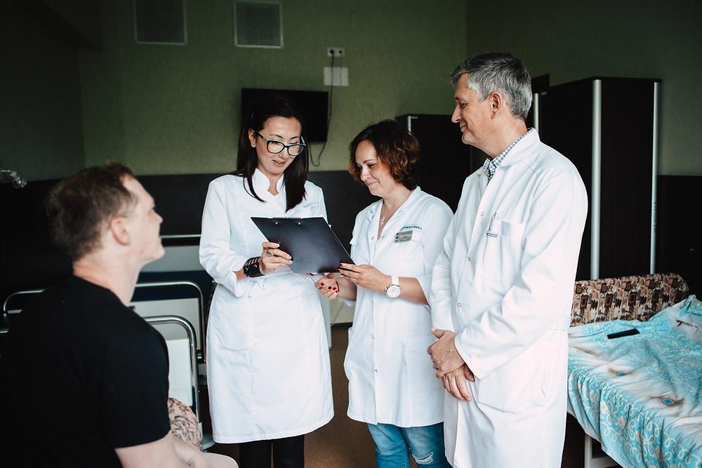 Консультация нарколога - первый шаг к лечению зависимости