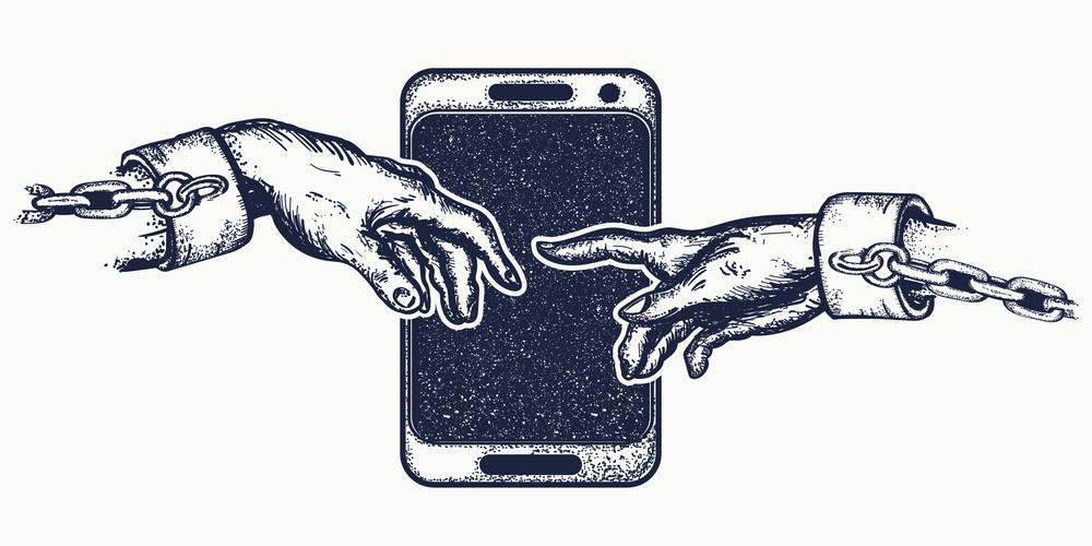 Чем общение в сети отличается от настоящего Интернет-зависимость
