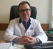 Захаров Михаил Валерьевич Зав. отделением. К.м.н. Орг. работа отделения.
