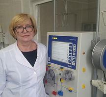 Литвинская Ирина Ивановна Врач трансфузиолог. Лечение острых состояний.