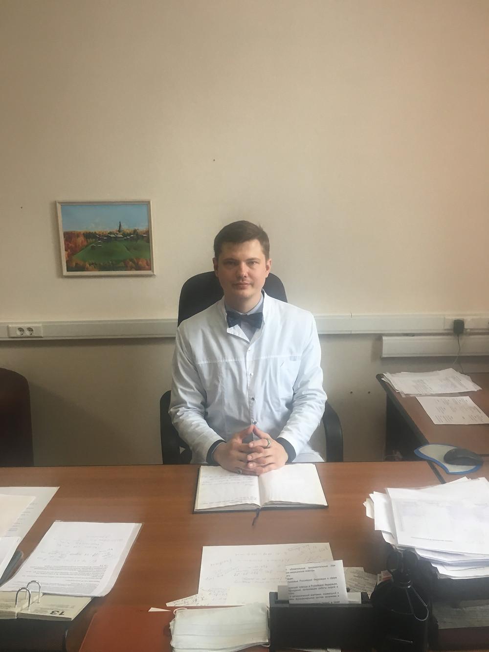 Коренский, отедел реабилитации, врач психиатр, нарколог. ННЦН, Москва