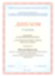 """Коренский Николай Валерьевич, Диплом 1 степени в номинации """"За здоровый образ жизни"""""""