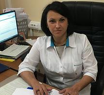 Синицина Татьяна Львовна Заведующийотделением.  Эксперт в области диагностики и лечения зависимостей.