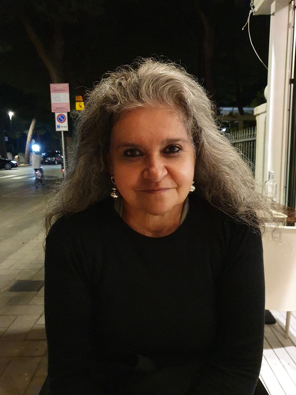 Paola Mattioli, scrivere per me ha valenza essenziale   Angela Pensabene