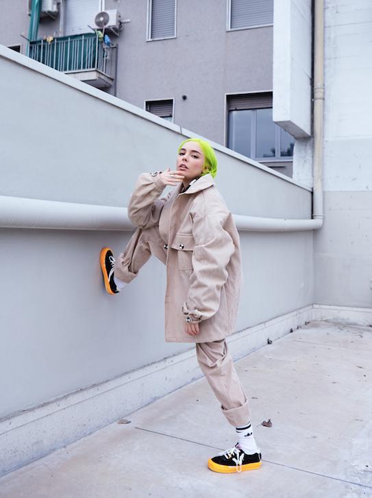 """CLAUDYM - la poliedrica artista pubblica giovedì 04 febbraio """"NIGHTMARE"""", il nuovo singolo   BySaraMorandi"""