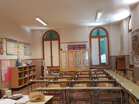 La Scuola che vorrei: un'insegnante si racconta