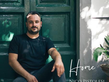"""Il maestro Nico Pistolesi: """"In un disco per solo piano è più facile raccontarsi""""   INTERVISTA E FOTO"""