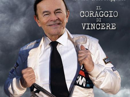 """DODI BATTAGLIA: da oggi in radio e in digitale il nuovo singolo """"IL CORAGGIO DI VINCERE"""""""