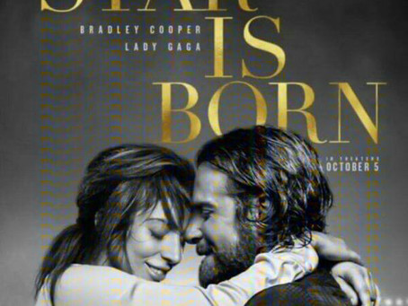 "Weekend al cinema con ""A star Is Born"" 