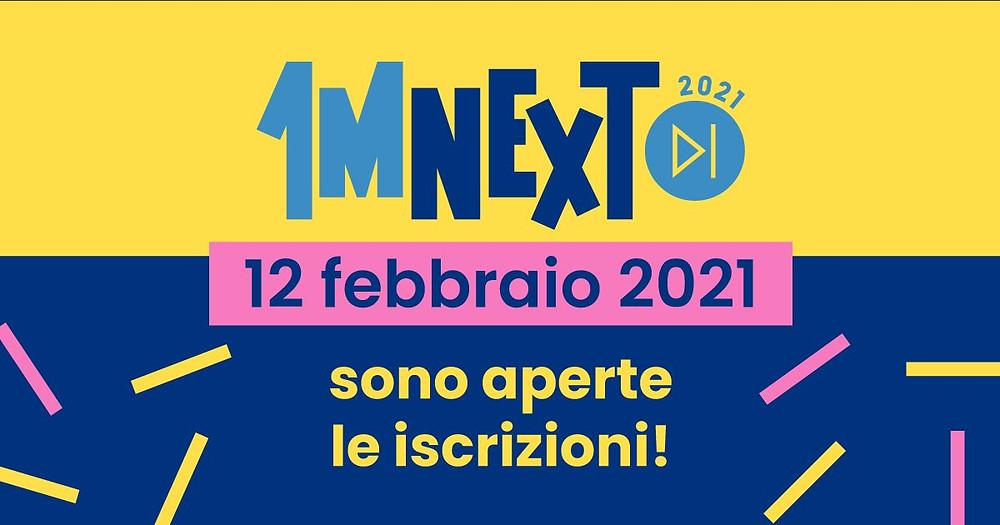 Da oggi sono aperte le iscrizioni online per 1MNEXT, il contest del CONCERTO DEL PRIMO MAGGIO 2021 | Blog BySaraMorandi