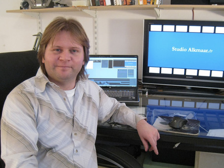 Sebastiaan van Eijk e la sua esperienza nel mondo cinematografico   INTERVISTA e FOTO