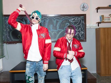 """SKI & WOK - è online il videoclip ufficiale di """"NINNA NANNA"""", il nuovo singolo feat. KETAMA126"""