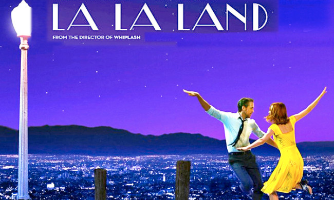 "Weekend al cinema con ""La la land""