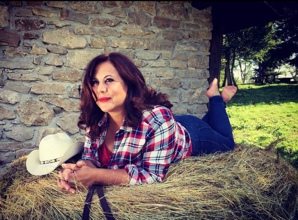 Daniela Terreri, artista poliedrica, insegnante e nel contempo studentessa | Angela Pensabene