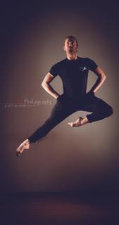"""Il ballerino Leon Cino: """"I sogni nel cassetto non si esauriscano mai"""""""