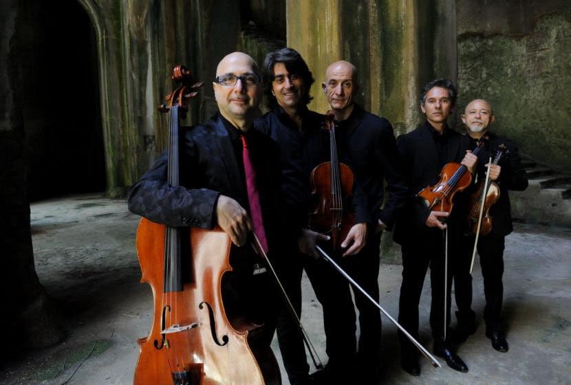 Peppe Servillo & Solis String Quartet | Blog BySaraMorandi
