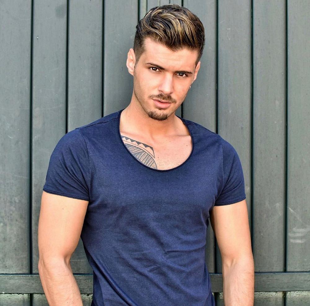 Antonio Diurno, il model-influecer ci racconta i retroscena della sua carriera | BySaraMorandi