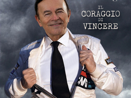 """DODI BATTAGLIA: in radio e in digitale il nuovo singolo """"IL CORAGGIO DI VINCERE"""""""