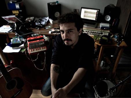 Il regista radiofonico Luca S. Micheli