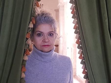 Paola Mattioli, scrivere per me ha valenza essenziale | INTERVISTA E FOTO