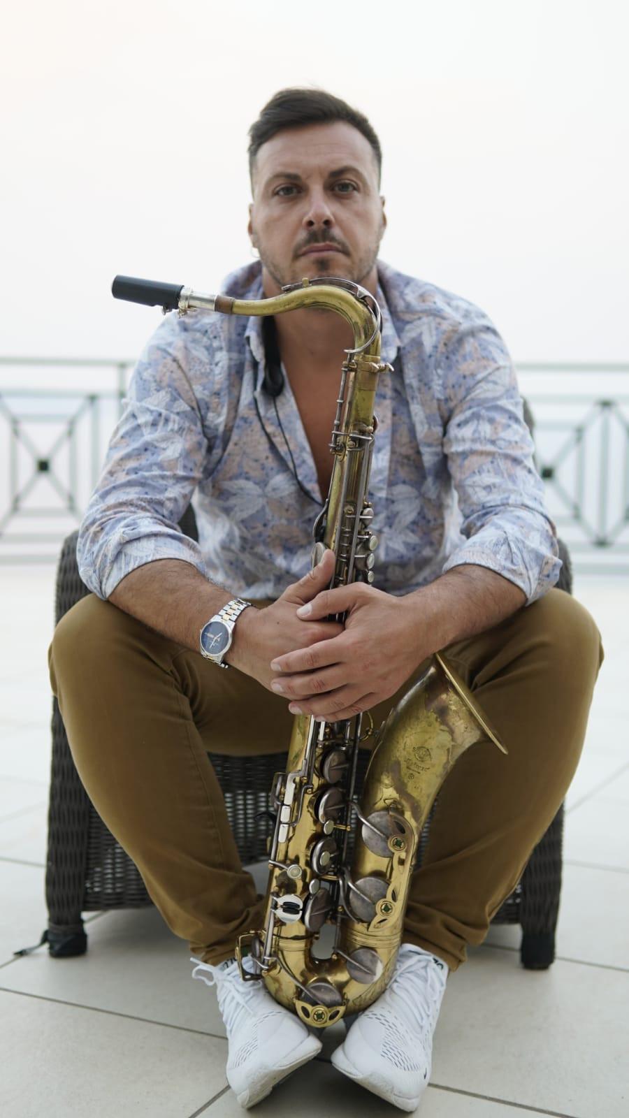 Tête-à-tête con Ernesto Dolvi: il maestro del sax | BySaraMorandi