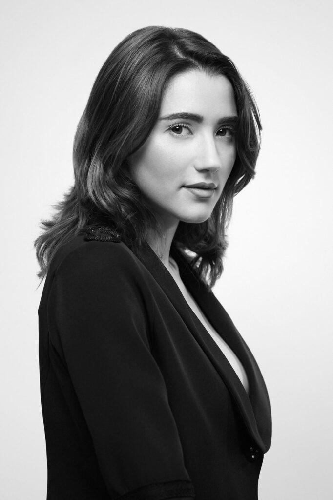 """Sabrina Martina: """"Un'aspirazione: lavorare con Elio Germano""""   Angela Pensabene"""
