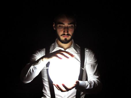Giandomenico Morello ci racconta il suo mondo fatto di magia | INTERVISTA E FOTO