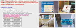 14 SWI Arc Single Wall Mountion & Deskto