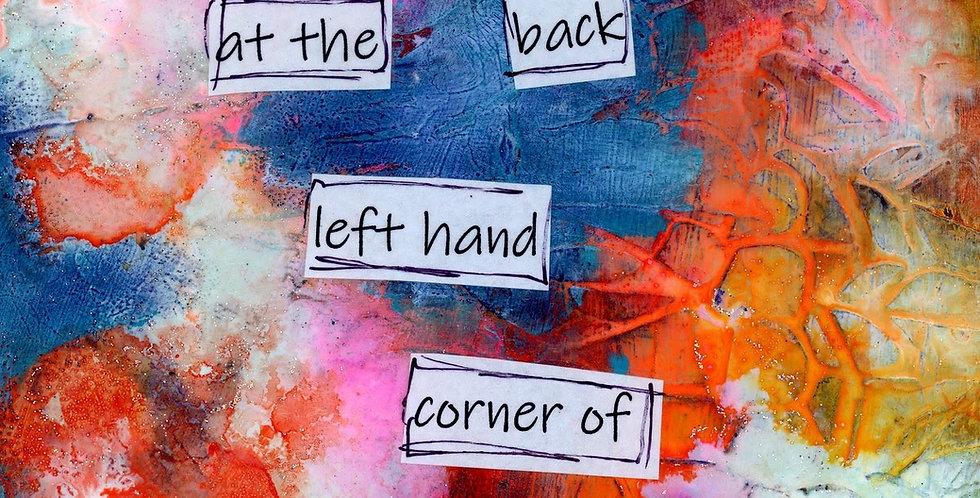 Left hand corner of heaven