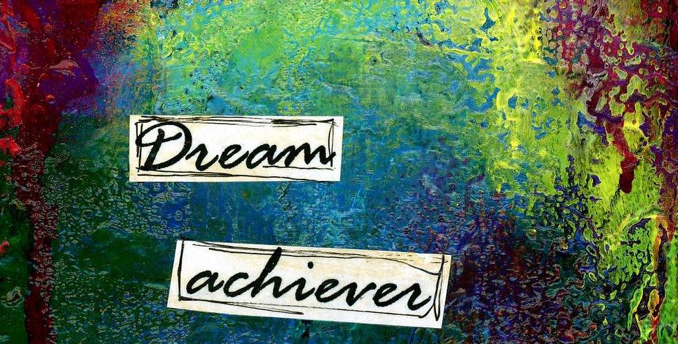 Dream achiever at work
